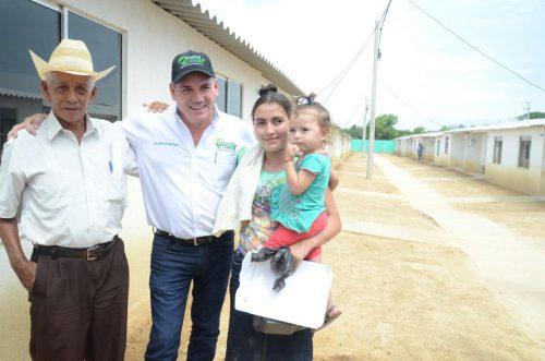 Del programa de Vivienda Gratis el Cesar tendrá 3.740 nuevasviviendas