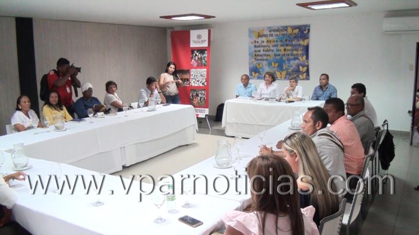 Alan Jara respondió a la prensa en Valledupar FOTO0