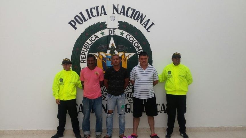 Policía desarticula banda dedicada a la pirateríaterrestre