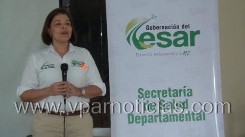 """""""Queremos que los medios de comunicación contribuyan a reducir las cifras de suicidio en el Cesar"""": Secretaria deSalud"""