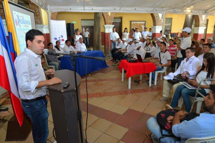 En Semana de la Resiliencia Gobierno del Cesar lidera jornadas de recolección de celulares y baterías endesuso