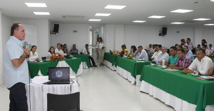 Priorizadas 12 cadenas productivas con apoyo delMinAgricultura