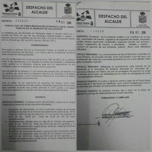 Restricción en la movilización por partidos clasificatorios del Mundial Rusia2018
