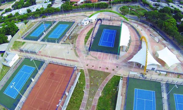 II Torneo Internacional de Tenis enValledupar