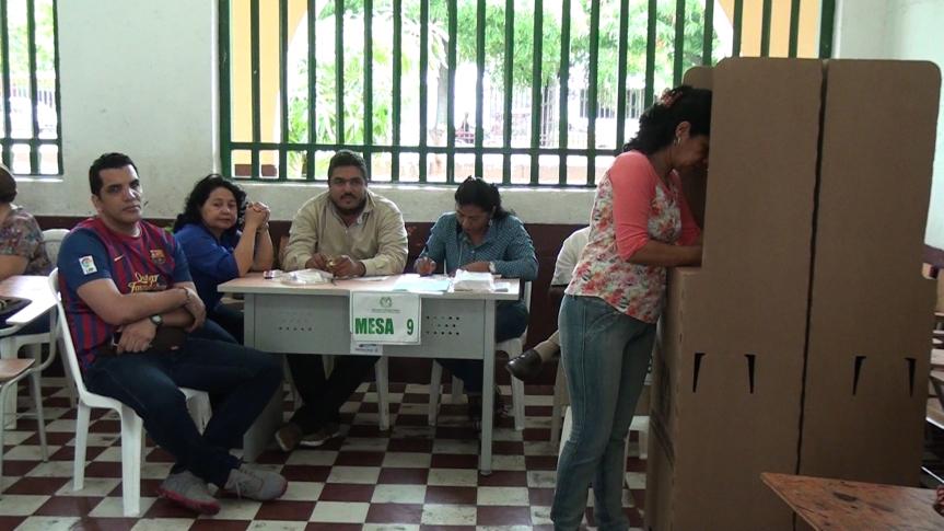 Autoridades del Cesar invitan a votar en elplebiscito