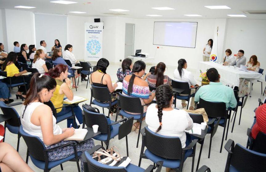 Firman pactos para garantizar atención en salud de personas condiscapacidad