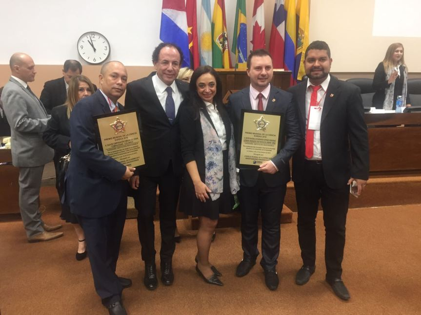 Comfacesar recibió premio internacional Eureka 2016 por atención a laniñez
