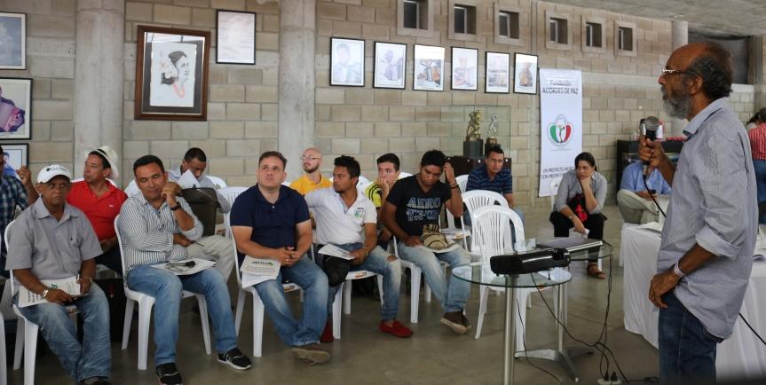 Gobernación inició Encuentro de Saberes de MúsicaVallenata