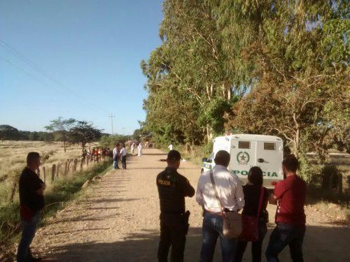 Dos hombres asesinados en vereda LasCasitas
