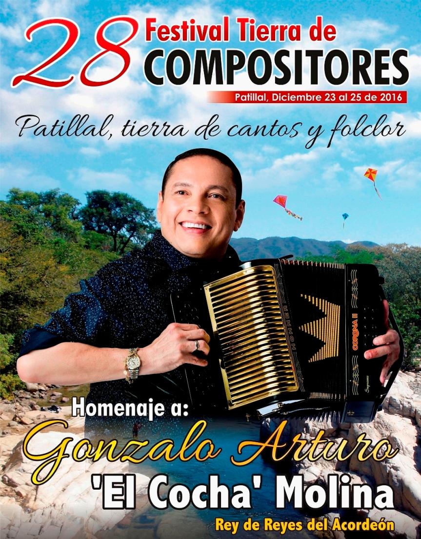 Hoy comienza el 28 Festival Tierra de Compositores enPatillal