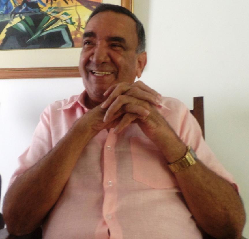 Camilo Namén, el juglar desiempre