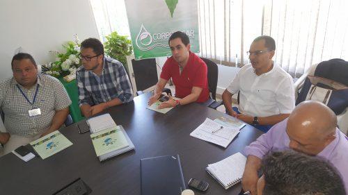 Tercera sesión del Comité Departamental de cambio climático fue liderada porCorpocesar