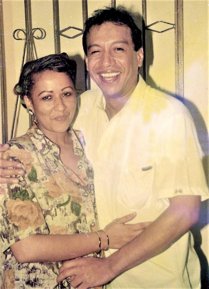 …Y Olga Patricia Díaz Acosta nuncanació