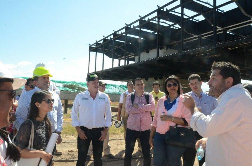 El gobernador del Cesar recibirá en abril la primera fase de la Universidad Nacional sede LaPaz