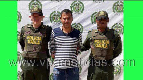El Gaula capturó a secuestrador que entregaba rehenes a lasFarc