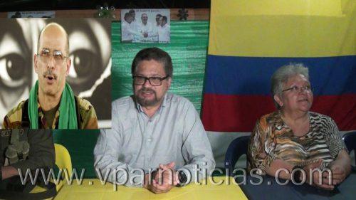 """Líderes de las Farc piden sumarse a la campaña por la liberación de """"Simón Trinidad"""""""