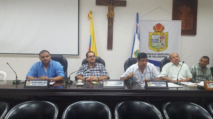 Concejo de Valledupar aprobó beneficiotributario