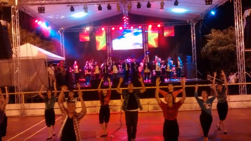 Lanzamiento de la XXI FiestaCelestial