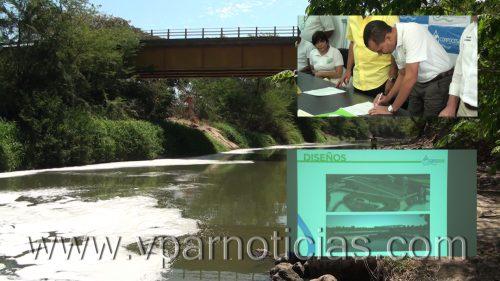 2 mil 644 millones para proyecto de recuperación del ríoCesar