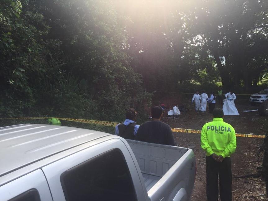 muertes en codazzi 3 levantamiento cuerpos
