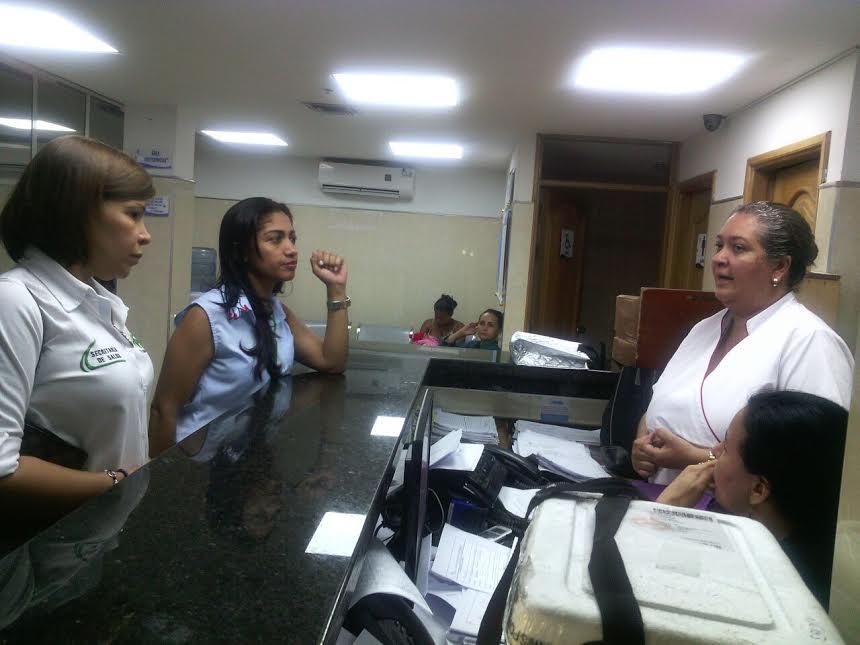 Secretaría de Salud inspeccionó clínicas deValledupar