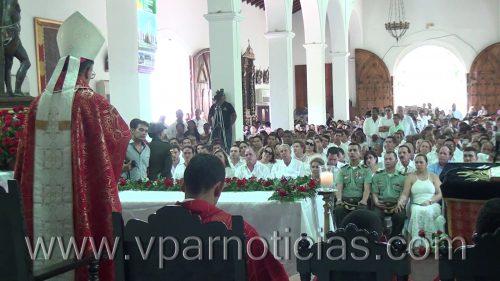 El obispo de Valledupar invitó a la reconciliaciónintegral