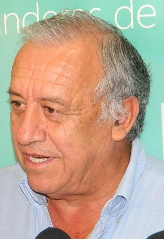 Alcalde Fredys Socarras y Luis Fernando Arboleda