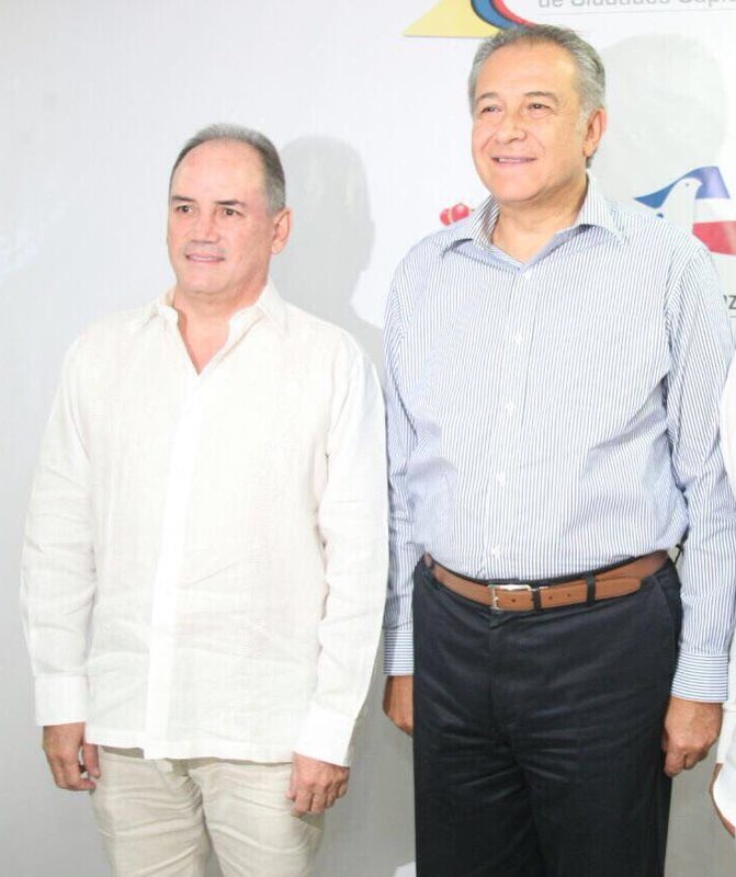 En Cumbre de Alcaldes Capitales, Gobernador del Cesar hizo importante llamado al GobiernoNacional