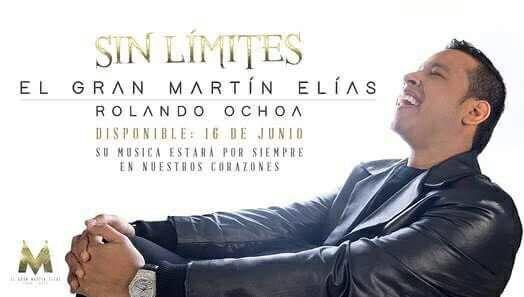 """El 16 de junio saldrá el CD """"Sin límites"""" de Martín Elías y RolandoOchoa"""