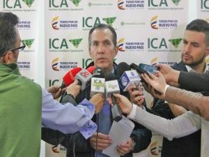 Luis Humberto Martínez gerente general ICA