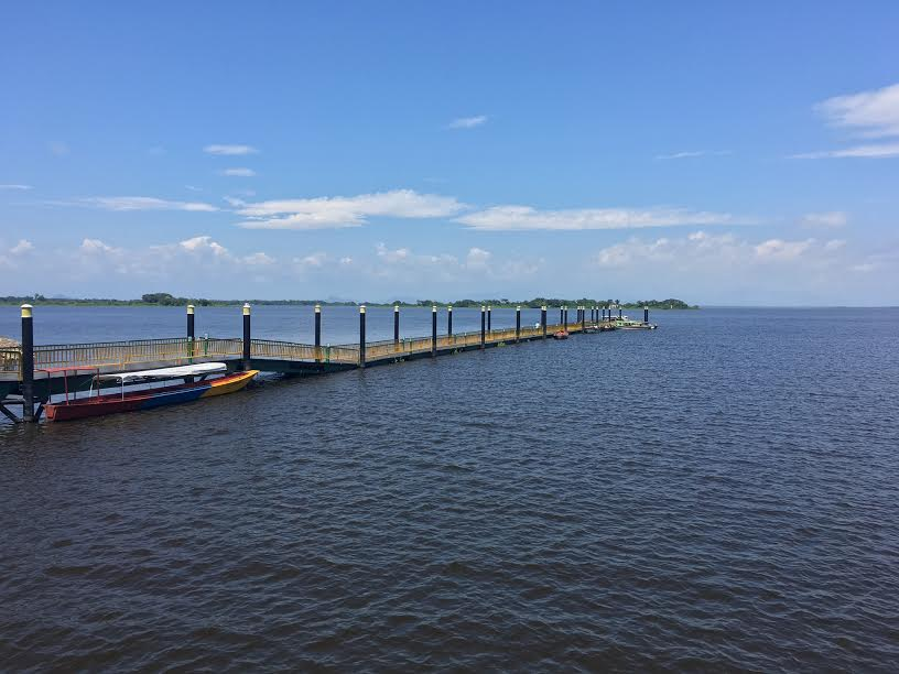 Operación del Muelle Flotante de Chimichagua a cargo deComfacesar