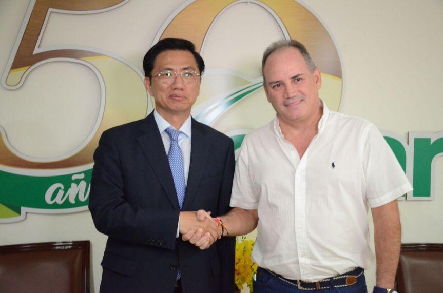 Gobierno de la República de Corea busca invertir en proyectos de desarrollo para elCesar