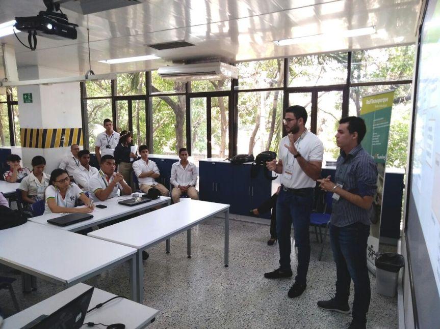 Con simposio tecnológico, SENA promueve la innovación einvestigación