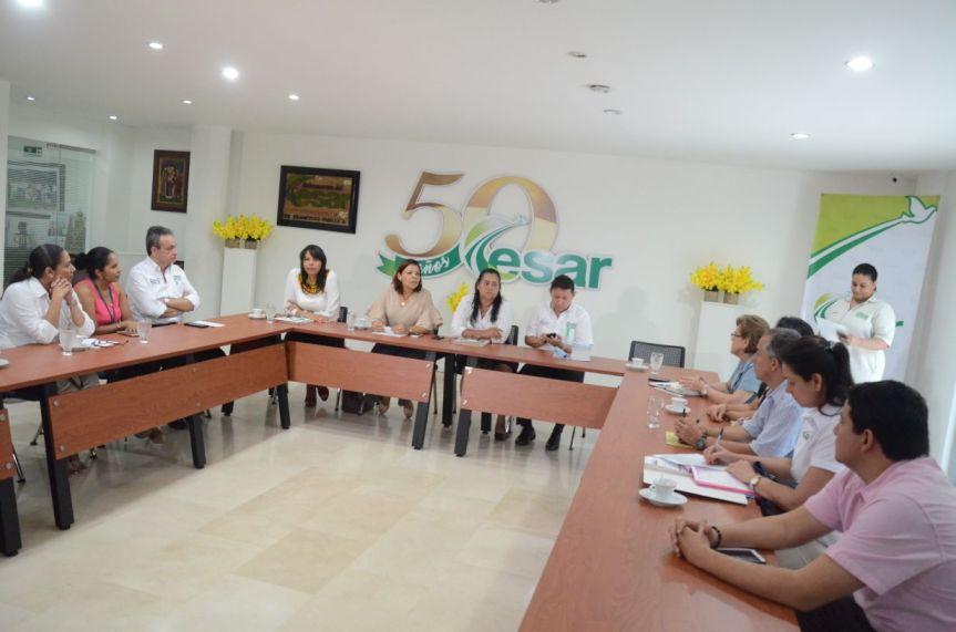 Gobernador Ovalle crea el Consejo Departamental Asesor de Cáncer Infantil