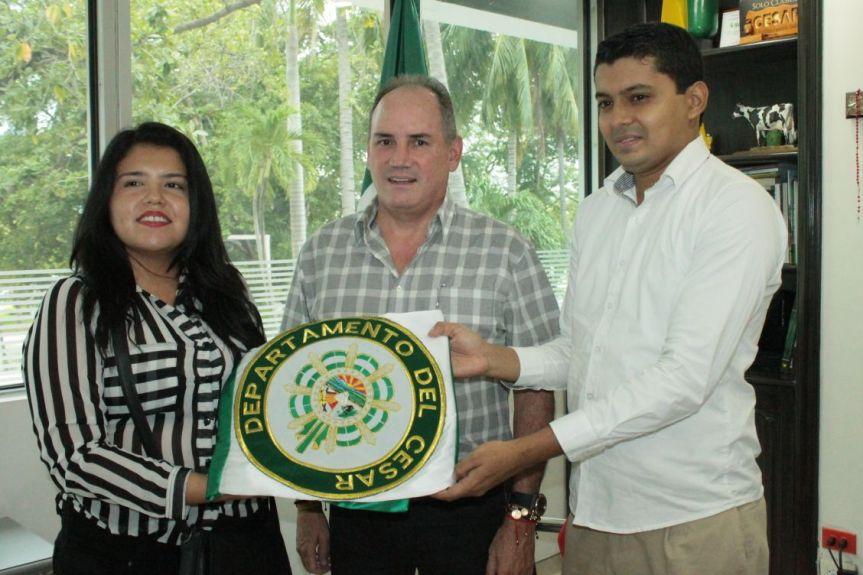 En Chile,  jóvenes representarán al Cesar en el programa Líderes Transformadores por una Colombia enPaz