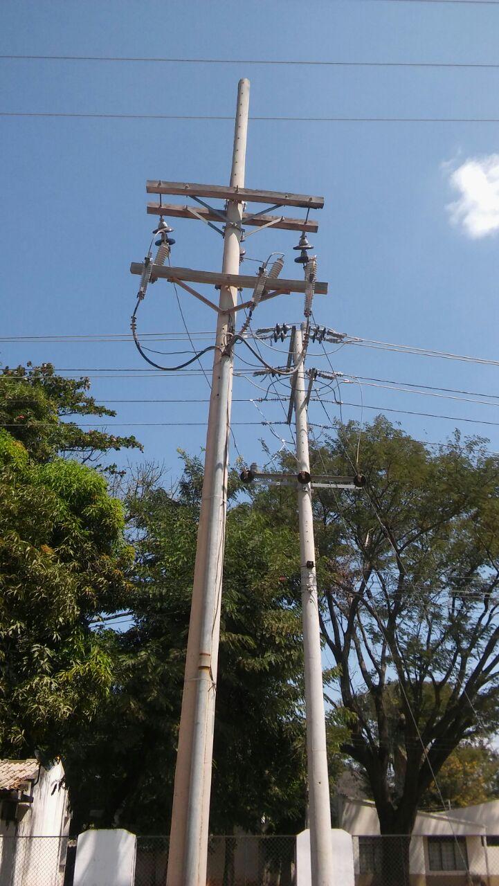 Electricaribe adelanta trabajos en La Paz, Manaure, corregimientos  y zonas rurales del sur de LaGuajira