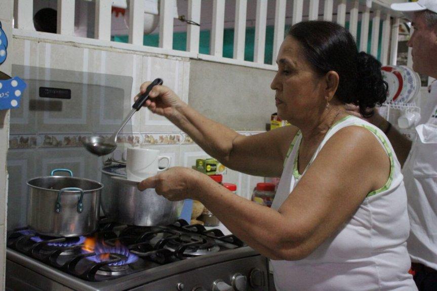 Gas domiciliario en PELAYA
