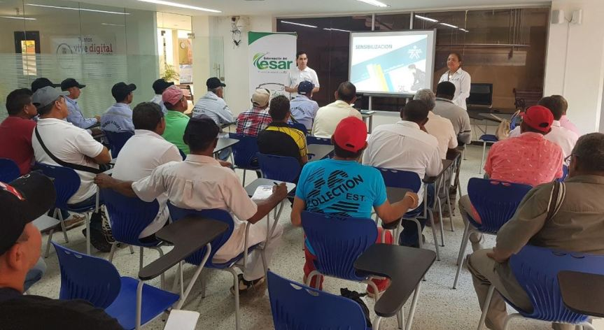 Gobierno Departamental inició proceso de certificación laboral por competencias  a plomeros y fontaneros
