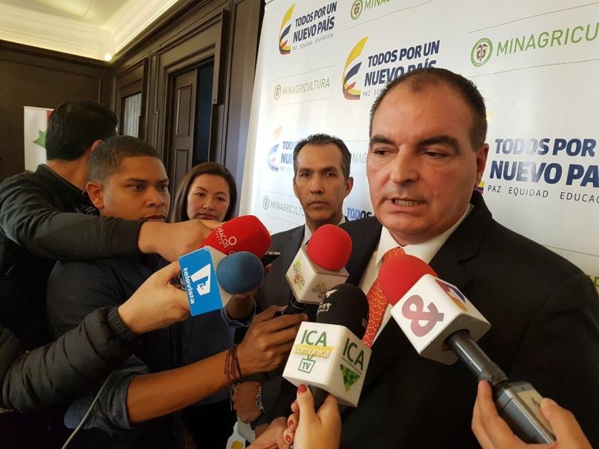 OIE reconoce que brote de aftosa concluyó enColombia