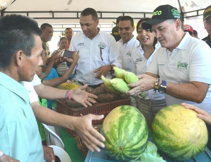 El Cesar contará con Plan de Desarrollo Agropecuario Integral con EnfoqueTerritorial