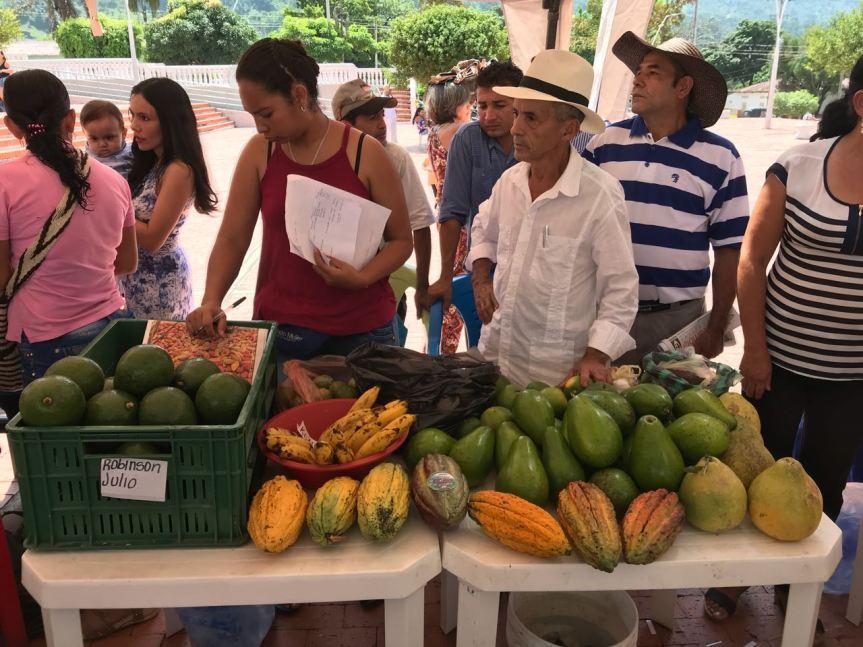 Feria Agroecoturística enManaure