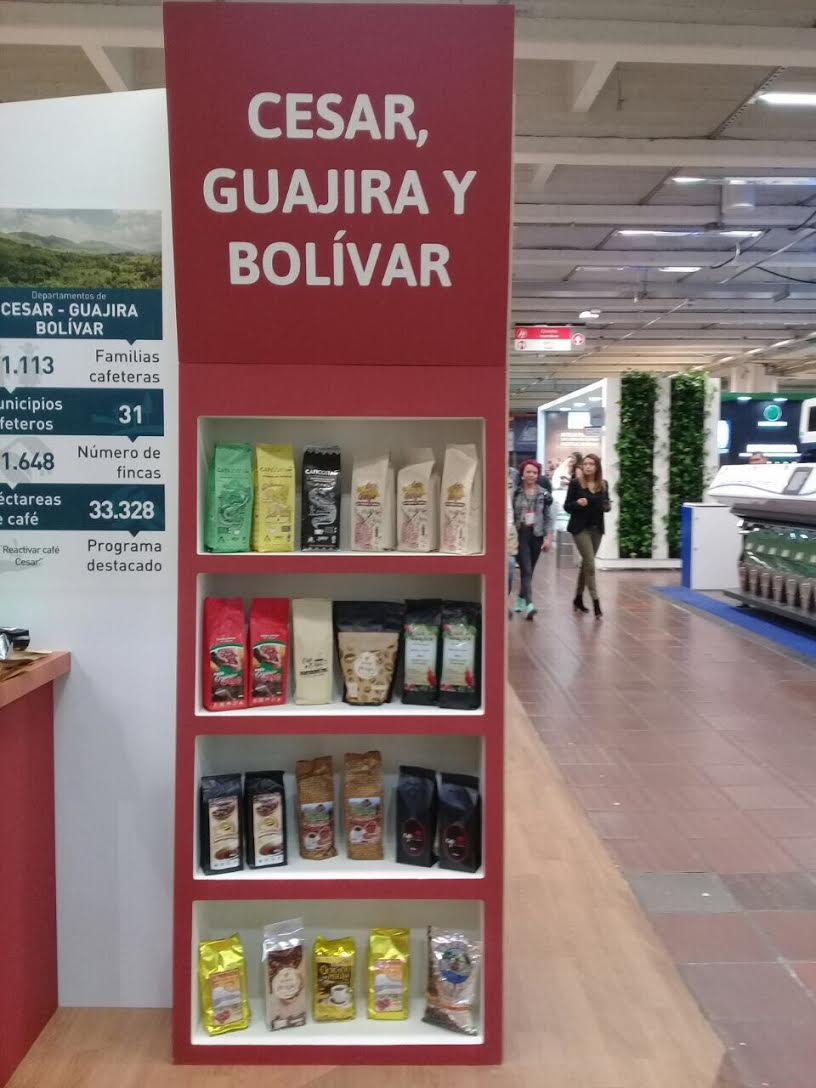Gobernación del Cesar impulsa cafés orgánicos