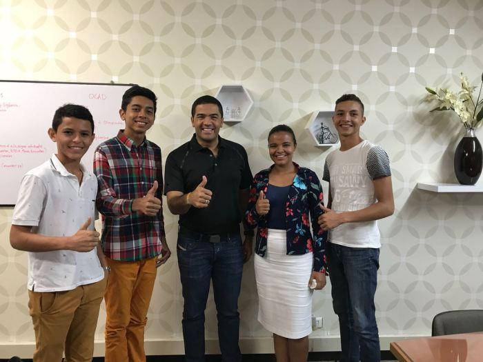 ESTUDIANTES UN - Chimichagua