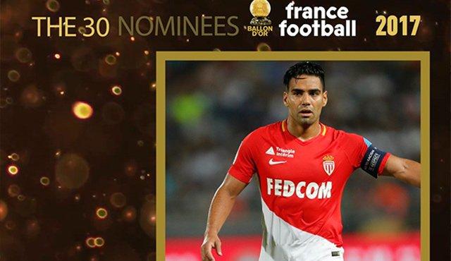 Se conocieron los nominados al Balón de Oro2017