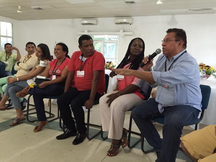 Paro estudiantil en el Caribe, por el campo y lapesca