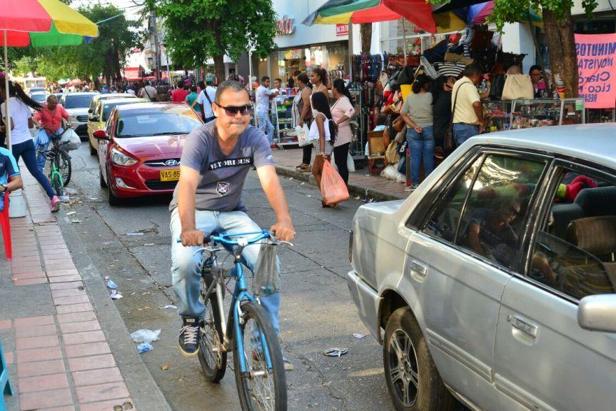 Alcaldía presentó balance del día sin moto enValledupar