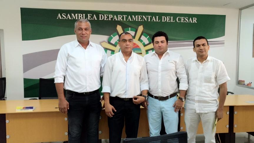 Elegida nueva Mesa Directiva de laAsamblea