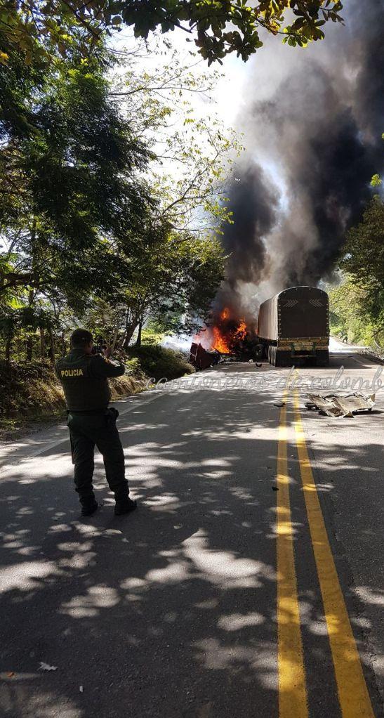 Un muerto y un herido tras accidente de transito en vías delCesar