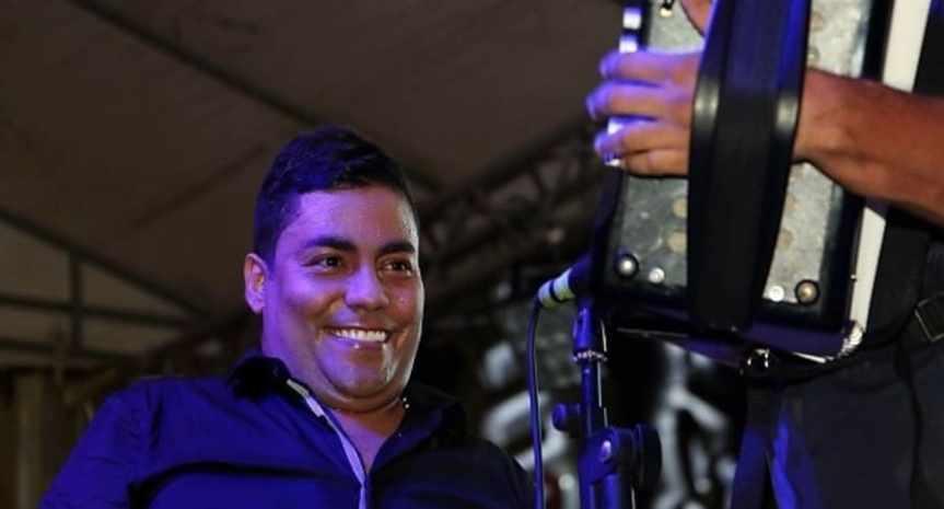"Capturado el cantante "" Churo""Díaz"