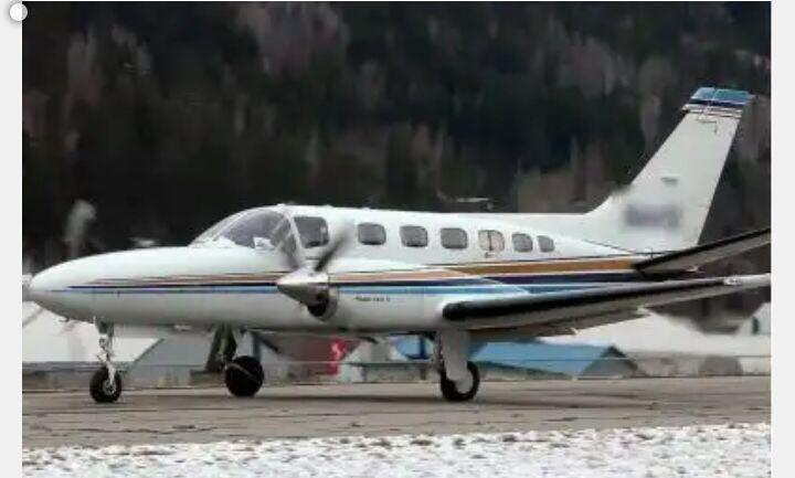Secuestran avioneta para robar más de $ 2 milmillones
